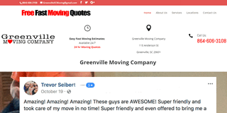 Greenville Moving Company