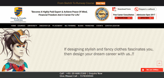 Elements Of Fashion Designing