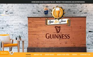 Home Bar Furniture For Sale | Home Pub Sets UK