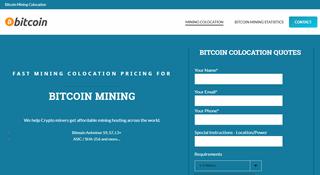 Mining Colocation