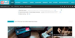 GMI - Guitar & Music Institute