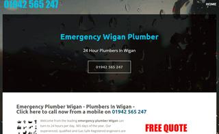 Emergency Wigan Plumber