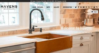 Havens - The Sink Blog