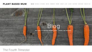 Plant Based Mum