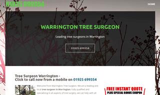 Warrington Tree Surgeon