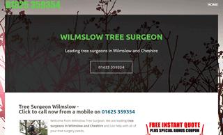 Wilmslow Tree Surgeon