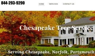 Tree Service Chesapeake