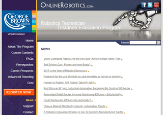 Online Robotics News