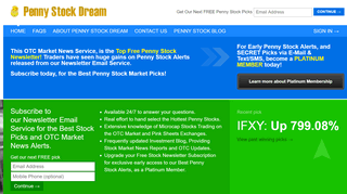 Penny Stock Dream