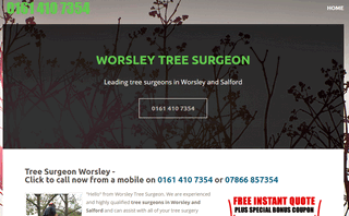 Worsley Tree Surgeon