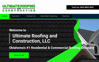Ultimate Roofing and Construction, LLC