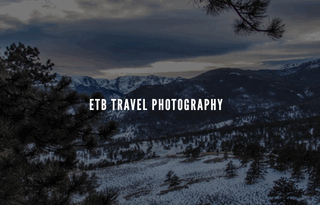 ETB Travel Photography