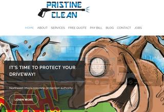 Latest Post   Pristine Clean Power Washing