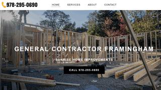 General Contractor Framingham