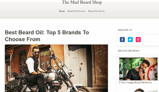 Best Beard Oil: Top 5 Brands To Choose From