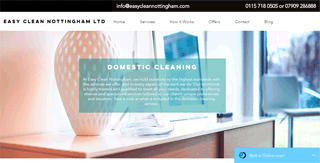 Domestic Cleaning Nottingham
