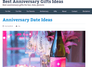 Anniversary Gifts-Gifts for all occasions