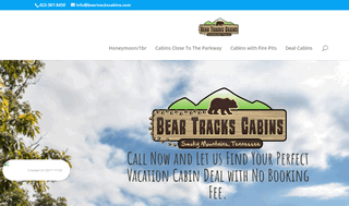 Bear Tracks Cabins