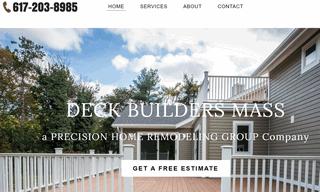 Deck Builders Mass