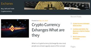 exchanex.com