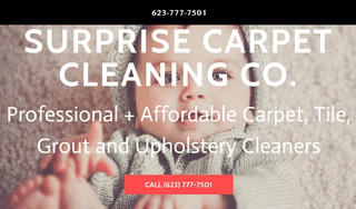 Surprise Carpet Cleaning Co.