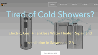 Savannah Water Heater Co.