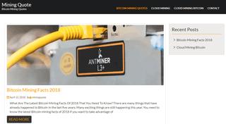 miningquote.com