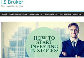 investing and saving broker