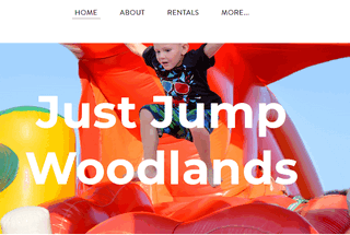 Bounce House Rental Woodlands