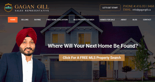 Gagan Gill Real Estate Expert