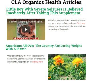 CLA Organics