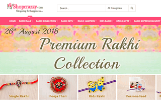Rakhi Online - Send Rakhi Online in India