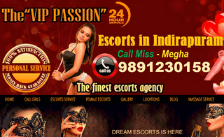 Escortsinindirapuram.com