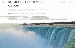 Geometric Keys of Vedic Wisdom