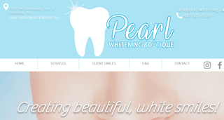 Teeth Whitening Toronto | Pearl Whitening Boutique