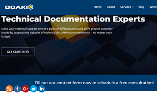 Doakio - SaaS Technical Support Documentation Experts