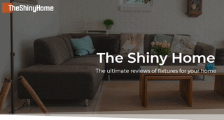 The Shiny Home - Home & Garden Reviews For The Real World