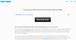Youtube mp3 converter