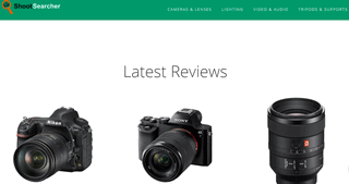 Photography,Video And Camera Equipment Reviews - ShootSearcher.com