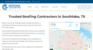Gotcha Covered Contracting of Southlake