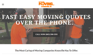 Fast Friendly Moving of Knoxville
