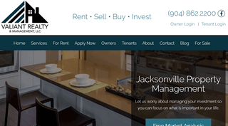Jacksonville Florida Property Management