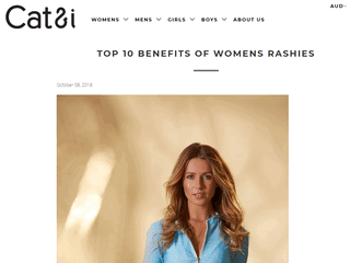 Top 10 Benefits Of Womens Rashies