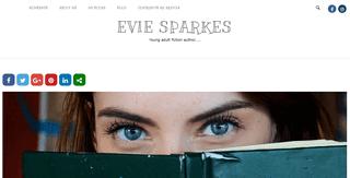 Evie Sparkes Author