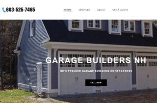 Garage Builders NH