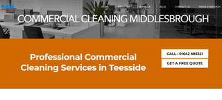 Commercial Cleaning Middlesbrough