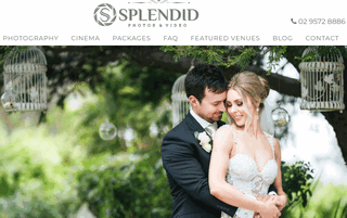 Wedding Photographer Sydney - Splendid Photography & Video