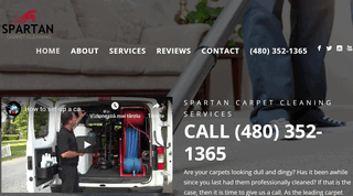 Spartan Carpet Cleaning