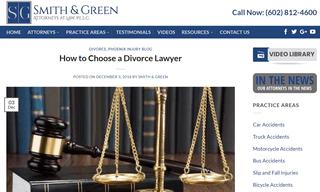 Phoenix Law Blog