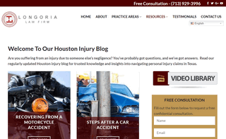 Houston Injury Blog